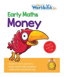 Early Maths Money Work Book - English