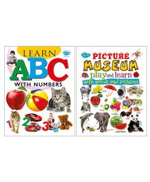 Set of 2 English Learning Books