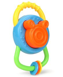 Buddsbuddy Baby Rattle (Color May Vary)