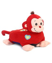 Benny & Bunny Monkey Sofa Seat - Red