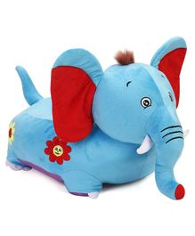 Benny & Bunny Elephant Shaped Sofa Seat (Color May Vary)