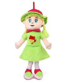 Benny & Bunny Candy Doll Green - Height 50 cm  (Color May Vary)