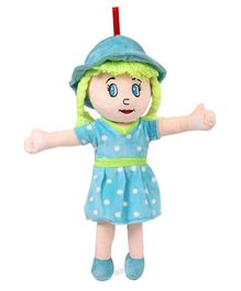 Benny & Bunny Candy Doll Blue - Height 40 cm