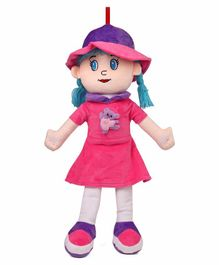 Benny & Bunny Candy Doll Pink - Height 50 cm  (Color May Vary)