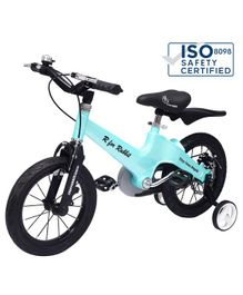 R for Rabbit Tiny Toes Rapid Bicycle Blue- 14 inches