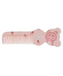 Adore Baby Comb Rabbit World - Pink