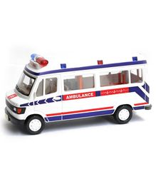 Centy TMP 207 Ambulance - White