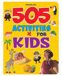 505 Activities Book - English