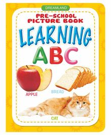 Learning ABC - English
