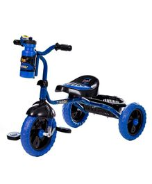 Dash Torq Stylish Tricycle With Sipper Bottle - Blue
