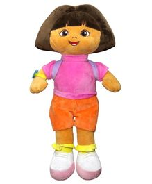 Dora Candy Doll Pink & Orange - Height 51 cm
