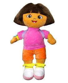 Dora Candy Doll Pink & Orange - Height 50 cm