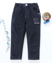 Spark Full Length Jeans Numerical 89 Patch - Blue