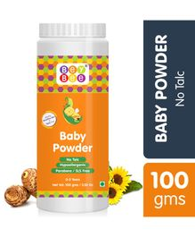 Bey Bee SLS Free Dusting Powder - 100 grams