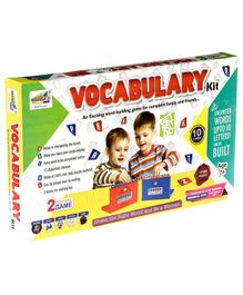 NHR Mansaji's Creative Word Building Kit - Mulicolour
