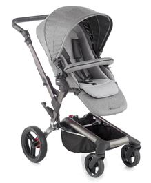 Jane Rider Pushchair - Light Grey