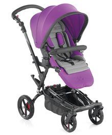 Jane Epic Pushchair & Koos Car Seat Travel system - Purple