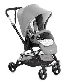 Jane Minnum Pushchair - Grey