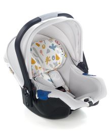 Jane Koos Infant Car Seat Cum Carry Cot - White