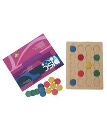 Vikalp India Teach Your Child Counting Second Stage - Pink