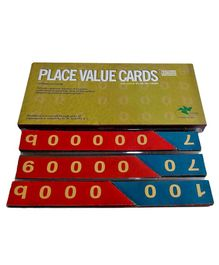 Vikalp Place Value Cards - Green