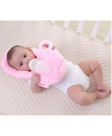 Babies Bloom Self Feeding Pillow Support - Pink