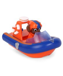 Paw Patrol Zuma Bath Paddlin' Pup - Blue Orange