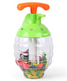 Simba Fun Water Bomb Filling Bottle Green - 200 Pieces