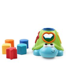 ABC Floating Turtle Shape Sorter - Multi Color