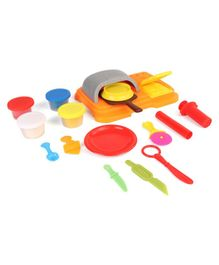 Art & Fun Pizza Set Multi Colour - 14 Pieces
