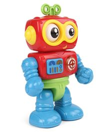 Hap-P-Kid My First Little Bot Toy - Red Blue
