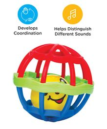 Mee Mee Colourful Mesh Activity Ball - Multicolour