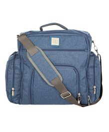 Mee Mee Backpack Style Diaper Bag - Blue