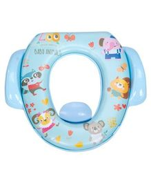 Mee Mee Cushioned Non-Slip Potty Seat With Handles - Blue
