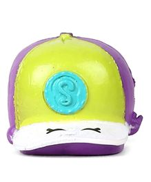 Shopkins Mini Hats Of Style Collectibles  - Green & Purple