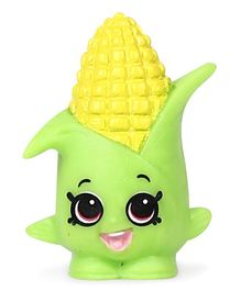 Shopkins Corn Shaped Collectable - Green