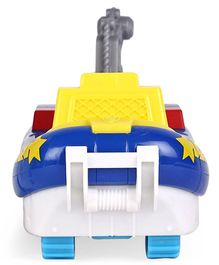 Paw Patrol Sea Patrol Action Figure With Vehicle - White Blue
