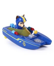 Paw Patrol Chase Bath Paddlin' Pup - Royal Blue