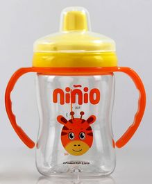 ninio Sippy Cup Yellow Orange - 125 ml