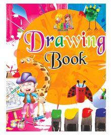Drawing Book - English