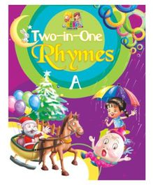 Two in One Rhymes Book - English