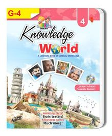 Knowledge World Book - English
