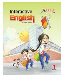Xpress Books International Interactive English 1 - 88 Pages