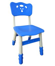 Sunbaby Magic Chair With Height Adjustment Bear Design - Blue