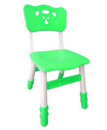 Sunbaby Magic Chair With Height Adjustment Bear Design - Green
