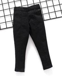Gini & Jony Full Length Trouser Pants - Black