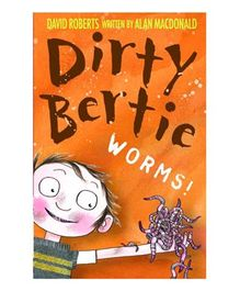Dirty Bertie Worms - English
