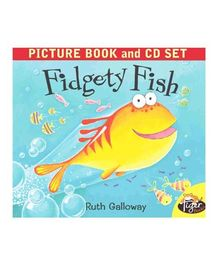 Fidgety Fish by Ruth Galloway - English