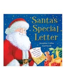 Santa's Special Letter Picture Story Book - English