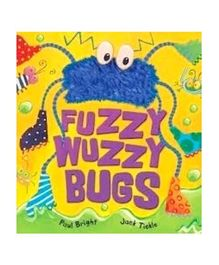 Fuzzy-Wuzzy Bugs Rhyming Book - English